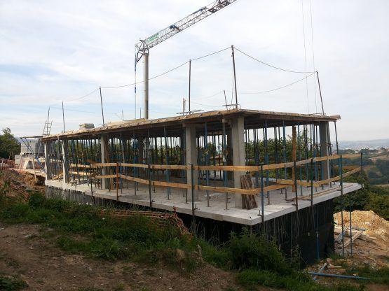 Construcción Vivienda Unifamiliar Oviedo